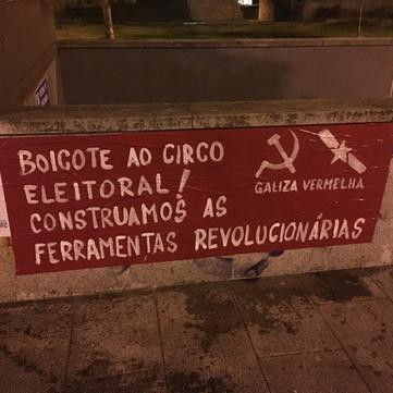 GALICIA - Electoral Boycott Campaign