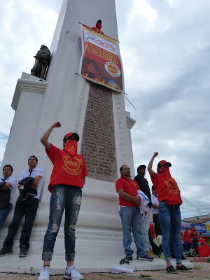 1 de mayo clasista, antiimperialista y revolucionario fdlp-ec 2018 N3