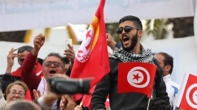 strike-tunesia