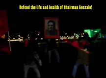 AUSTRIA - New video in defense of the life and health of Chairman Gonzalo