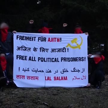 AUSTRIA - Report on the International Week of Solidarity