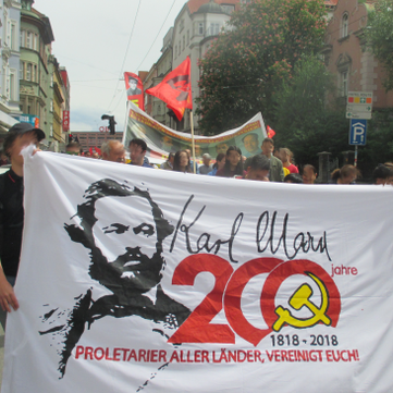 """About the First of May 2018 in Berlin and the group """"Jugendwiderstand"""""""