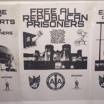 IRELAND - Support the Republican Prisoners!