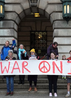 USA – Demonstrations against imperialist war lust of the USA