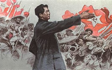 HOIST, DEFEND AND APPLY MAOISM TO SOLVE NEW PROBLEMS IN THE NEW SITUATION THAT WORLD HISTORY IS ENTE