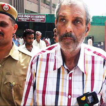 INDIA – Comrade Azad released from prison