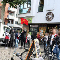 GERMANY - Solidarity against Repression
