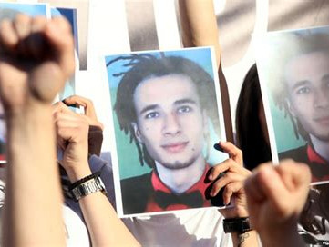 """BOSNIA AND HERZEGOVINA - Interview on the mass struggle """"Justice For David"""""""
