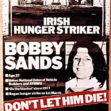 IRELAND - The diary of Bobby Sands