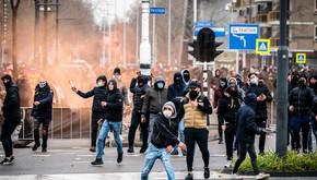 NETHERLANDS - Justified Rage Against Corona Measures