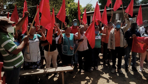 MEXICO - Successful meeting against imperialist mega-projects