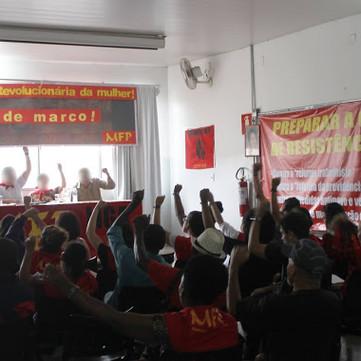 INTERNATIONAL – 8th of March International Women's Day of Struggle