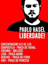 CATALONIA - Freedom for rapper Pablo Hasél