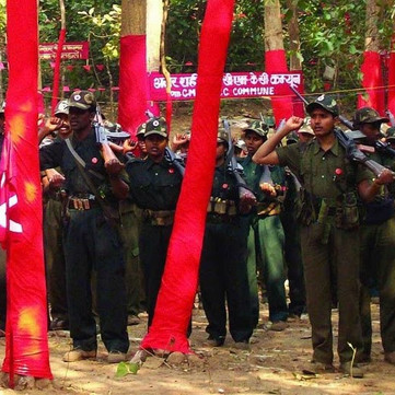 Resolution of Class Solidarity with the Communist Party of India (maoist) and the People's War