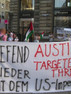 AUSTRIA - Internationalist manifestation against visit of Pompeo!