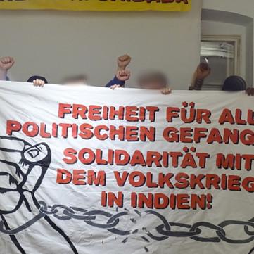 INDIA - International Actions of Solidarity
