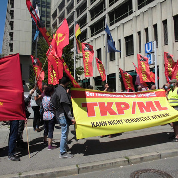 FINLAND - Statement in solidarity with the TKP/ML