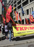 "GERMANY/TURKEY – Protest against judgment in the ""TKP/ML Process"""