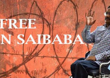 INDIA - G.N. Saibaba on  Hunger Strike