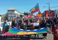 ARGENTINIA - Police kills Mapuche-Activist Rafael Nahuel