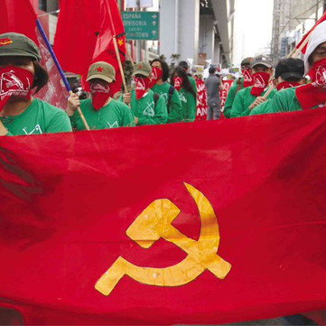 PHILIPPINES - Celebration of 52 years Communist Party