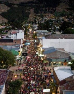 ARGENTINA - Persistent struggle against ore mining in Chubut