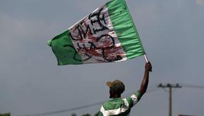 NIGERIA - #EndSARS mass-rebellion against police brutality