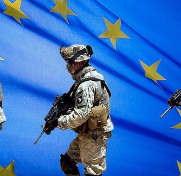 AUSTRIA - EU military exercise