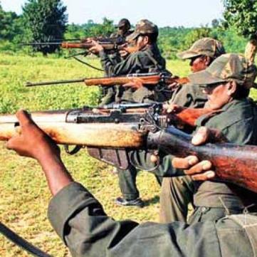 INDIA – The CPI(Maoist) creates a new division