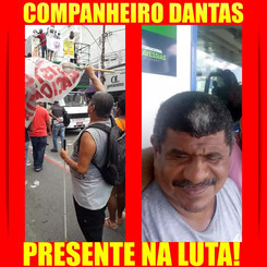 BRAZIL – Comrade Dantas: A great example for the proletariat and the masses