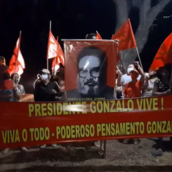 INTERNATIONAL - Report: Homage to Chairman Gonzalo from more than 26 countries