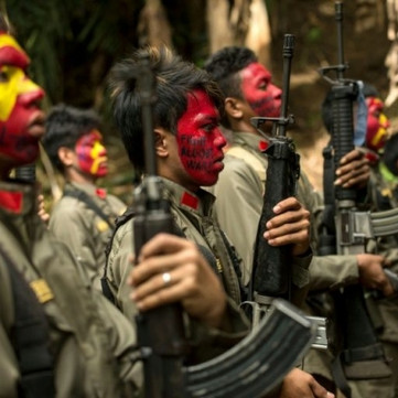 Philippines - Repression Forces massively bomb Maoist regions