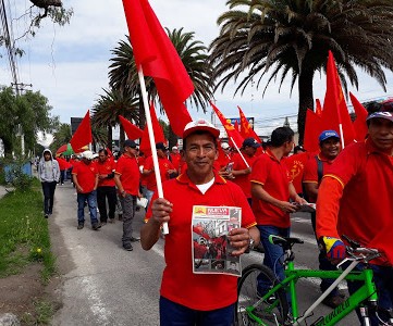 ECUADOR – Impressive Actions on First of May