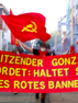 AUSTRIA - First actions on the occasion of the assassination of Chairman Gonzalo.