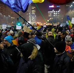 ROMANIA – Great demonstration against corruption