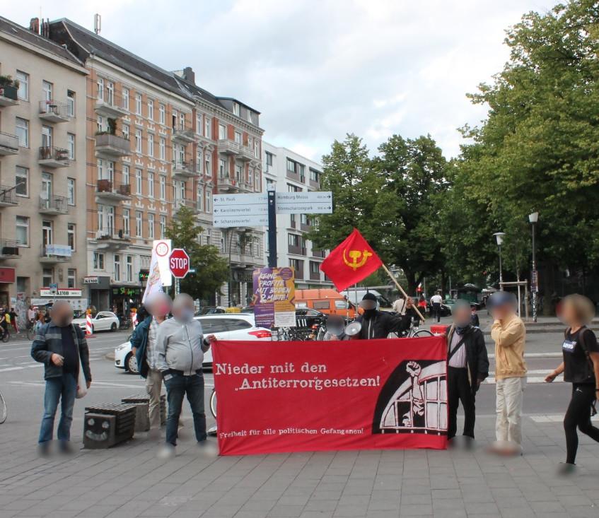 Kundgebung_Hamburg_TKPML_Prozess