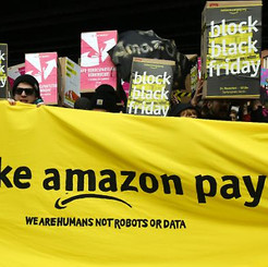 ITALY / GERMANY: Amazon workers on strike!