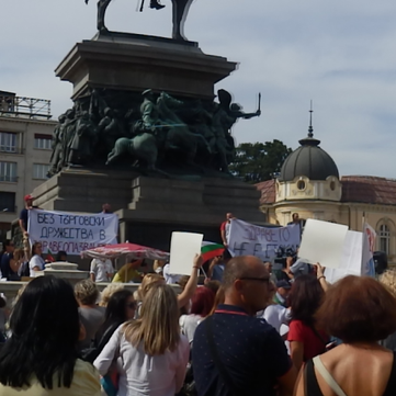 BULGARIA – Exemplary purposeful struggle of the nurses!