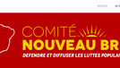 FRANCE/AUSTRIA – Solidarity Initiatives founded for support of the LCP in Brazil