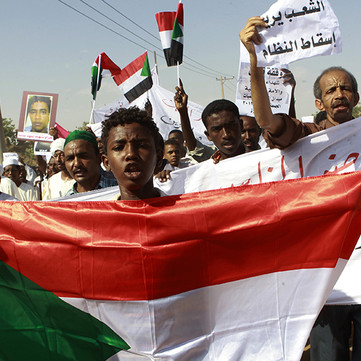 SUDAN – Over 800 people arrested in the massprotests