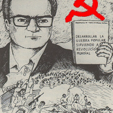 In defence of the life of Chairman Gonzalo, hoist higher the flag of Maoism!