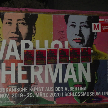 "AUSTRIA - Support for the Campaign ""70th anniversary of the victory of the Chinese Revolution&q"