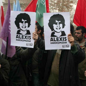 GREECE – Demonstration on the ninth anniversary of the murder of  Alexis Grigoropoulos