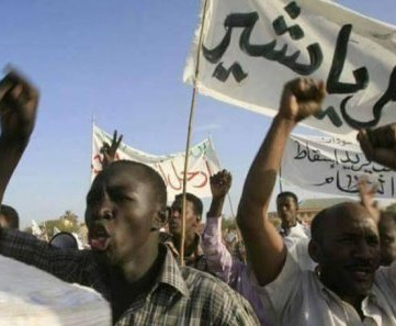 SUDAN - Mass protests against rising prices