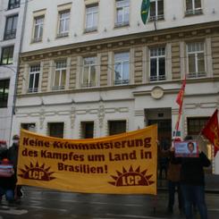 "AUSTRIA -  Rally ""Prevent the Massacre!"""