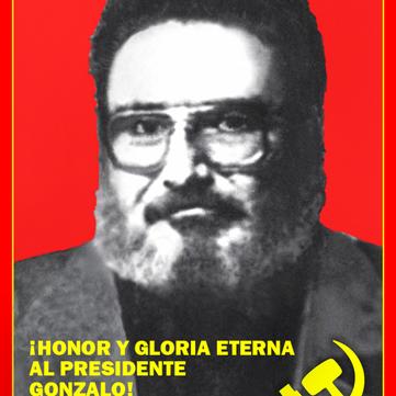 International declaration: Eternal glory to Chairman Gonzalo