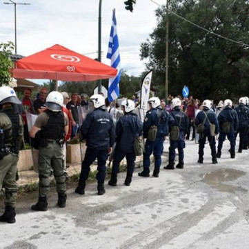 GREECE – Residents of Lefkimmi against Landfill