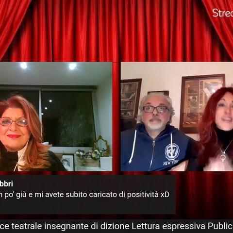 Il teatro e l'arte della recitazione: intervista ad Alessia De Pasquale