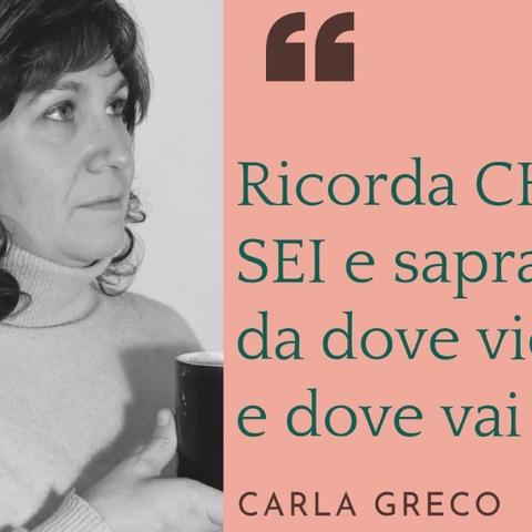 IO POSSO la realizzazione di SÉ attraverso il Potere Autentico: intervista a Carla Greco