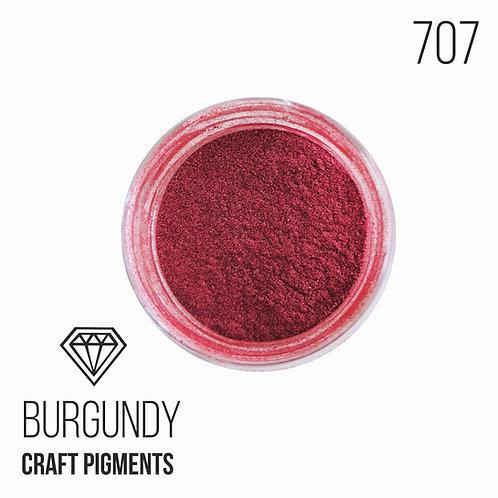 """CraftPigments """"Burgundy"""", темно красный, 25мл"""
